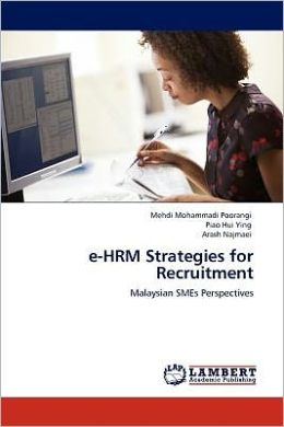 E-Hrm Strategies For Recruitment