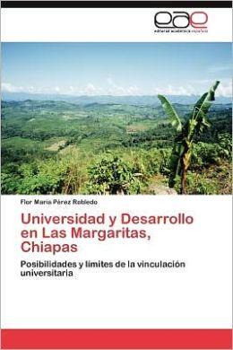 Universidad y Desarrollo En Las Margaritas, Chiapas
