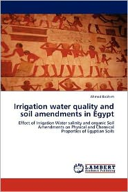 Irrigation water quality and soil amendments in Egypt