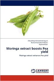 Moringa extract boosts Pea yield