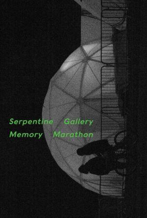 Memory Marathon: Serpentine Gallery