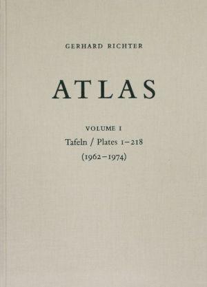 Gerhard Richter: Atlas, in Four Volumes