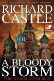 Book Cover Image. Title: Derrick Storm:  A Bloody Storm - Vom Sturm getrieben, Author: Richard Castle