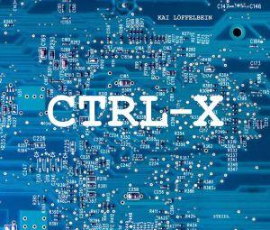 Kai Loffelbein: Ctrl-X: A Topography of E-Waste