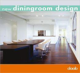 New Diningroom Design