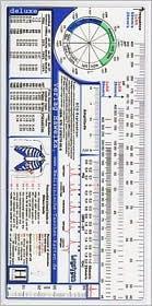 ECG Ruler, Deluxe
