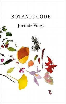 Jorinde Voigt: Botanic Code