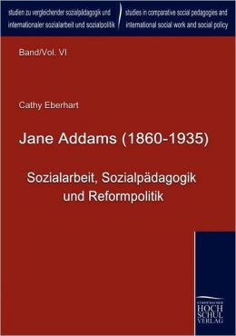 Jane Addams (1860-1935)