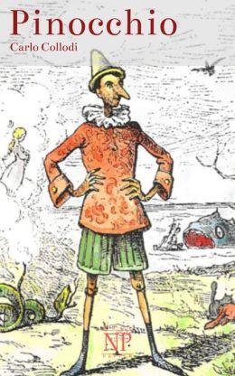 Pinocchio: Vollständig überarbeitete und illustrierte Fassung