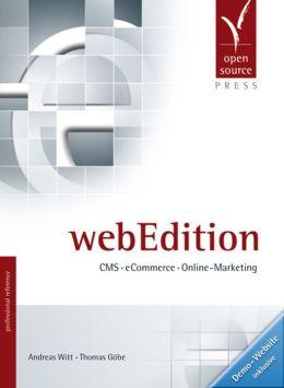 webEdition: CMS - eCommerce - Online-Marketing