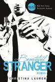 Book Cover Image. Title: Beautiful Stranger, Author: Christina Lauren