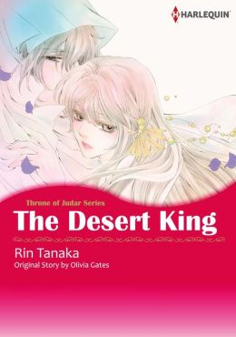 The Desert King: Harlequin comics