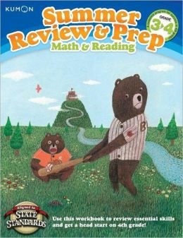 Kumon Summer Review and Prep 3-4