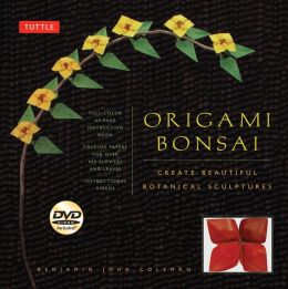 Origami Bonsai Kit: Create Beautiful Botanical Sculptures