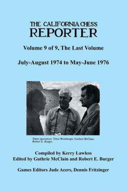California Chess Reporter 1974-1976