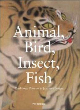 Animal, Bird, Insect, Fish: Traditional Patterns in Japanese Design