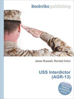 USS Interdictor (Agr-13)