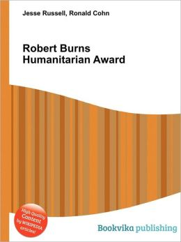 Robert Burns Humanitarian Award