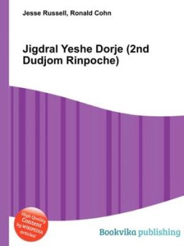 Jigdral Yeshe Dorje (2nd Dudjom Rinpoche)