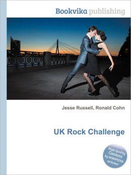 UK Rock Challenge
