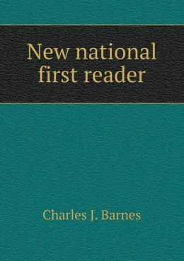 New national first reader