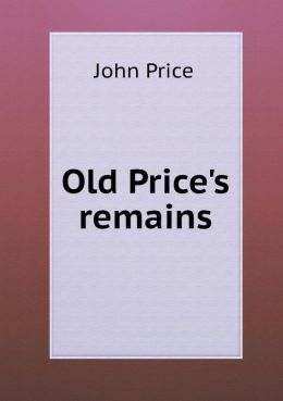 Old Price's remains