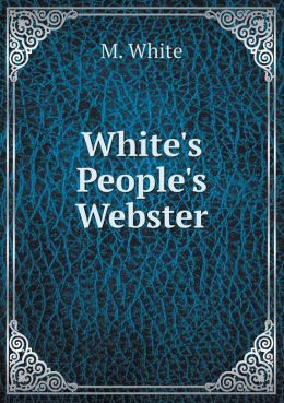 White's People's Webster