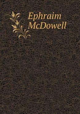 Ephraim McDowell