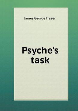 Psyche's task