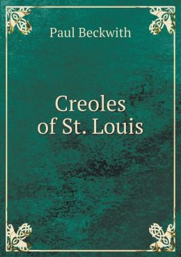 Creoles of St. Louis