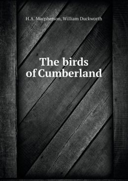 The birds of Cumberland