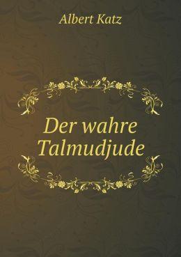 Der wahre Talmudjude