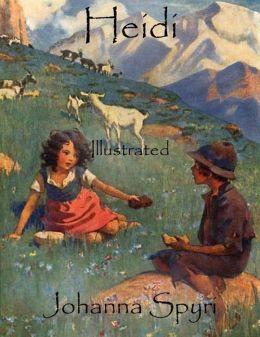 Heidi: Illustrated