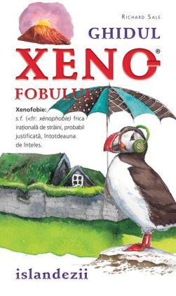 Ghidul Xenofobului - Islandezii (Romanian edition)