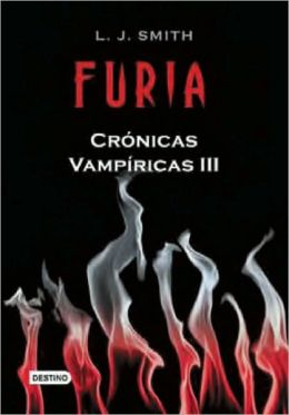 Furia (The Fury: Vampire Diaries Series #3)