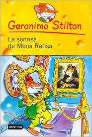 La sonrisa de Mona Ratisa (Geronimo Stilton #7)