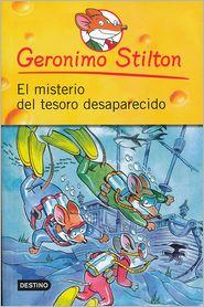 El misterio del tesoro desaparecido (Geronimo Stilton #10)