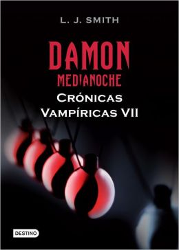 Damon, Medianoche (Midnight: Vampire Diaries: The Return Series #3)