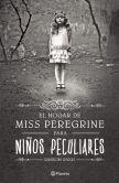 Book Cover Image. Title: El hogar de Miss Peregrine para ni�os peculiares, Author: Ransom Riggs