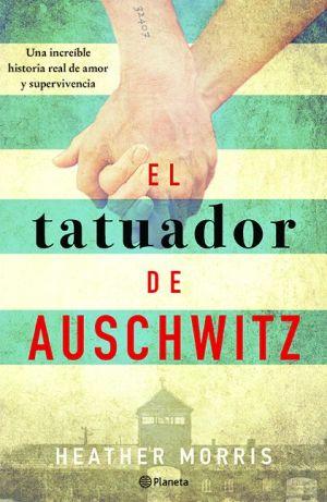 Book El tatuador de Auschwitz