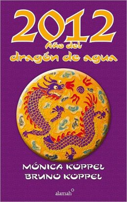 2012 Ano del dragon de agua