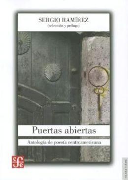 Puertas abiertas. Antologia de poesia centroamericana