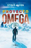 Book Cover Image. Title: Proyecto Omega, Author: Steve Alten