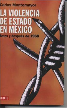 Violencia de estado en Mexico