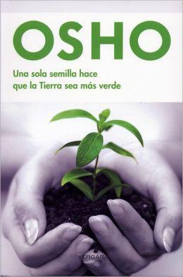 Una sola semilla hace que la tierra sea mas verde