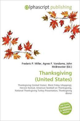 Thanksgiving (United States)