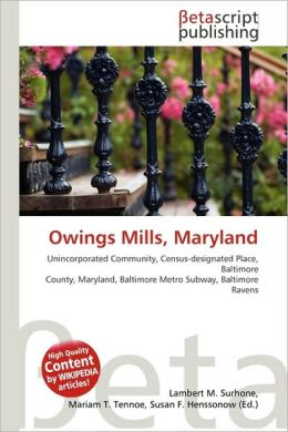 Owings Mills, Maryland