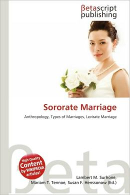 Sororate Marriage