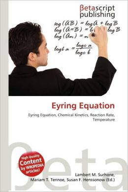 Eyring Equation