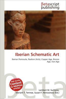 Iberian Schematic Art